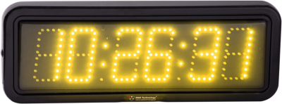 Infra LED 1 GPS Timer Yellow 51 (GPS works in Finland)