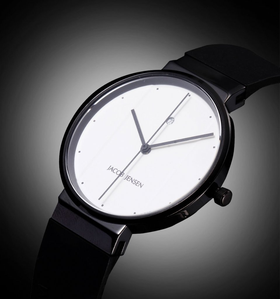 watch jacob jensen new steel 752 pvd 36mm at priisma watches. Black Bedroom Furniture Sets. Home Design Ideas