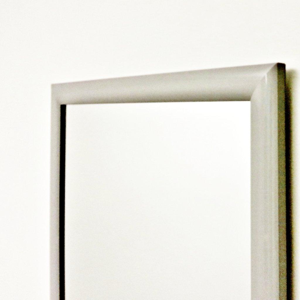 Mirror no brand classic grey mirrors priisma for Classic mirror