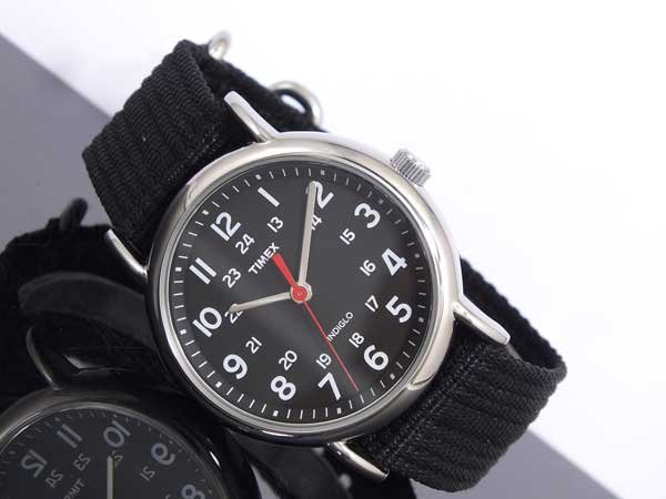 Watch Timex Weekender Black 38mm At Priisma Watches