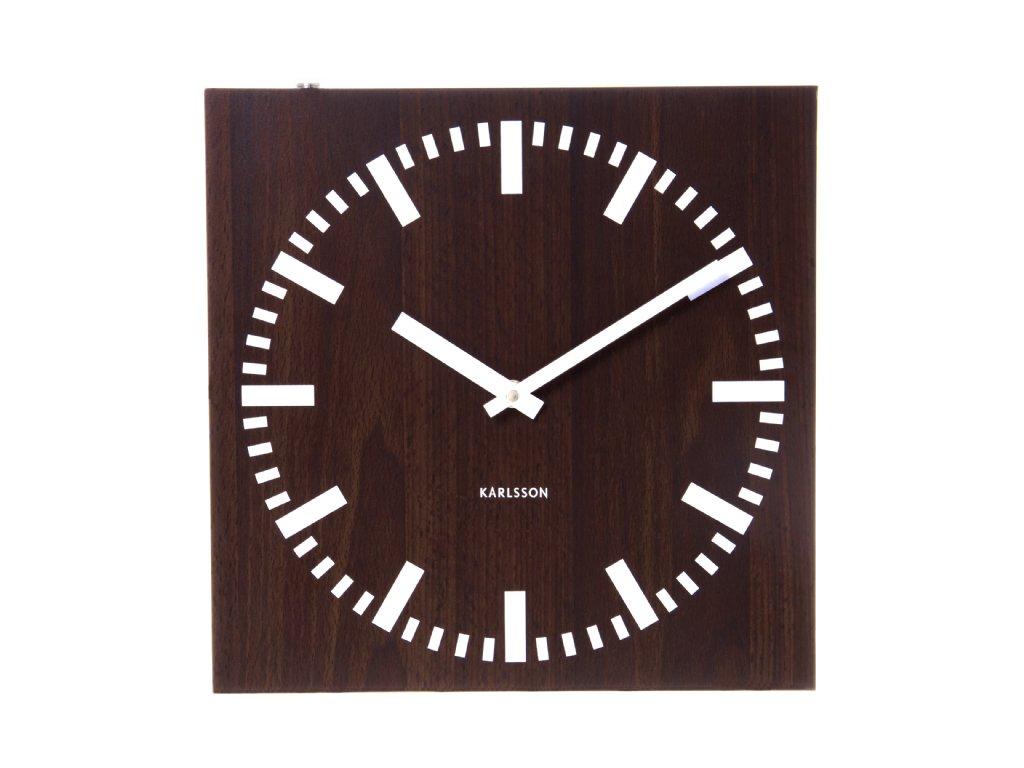 Small Square Kitchen Wall Clocks