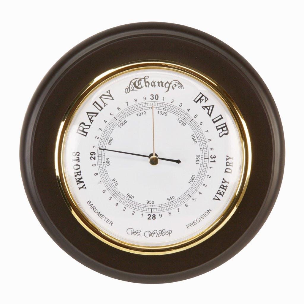 Barometer Wm Widdop Dark Barometer Barometer Priisma