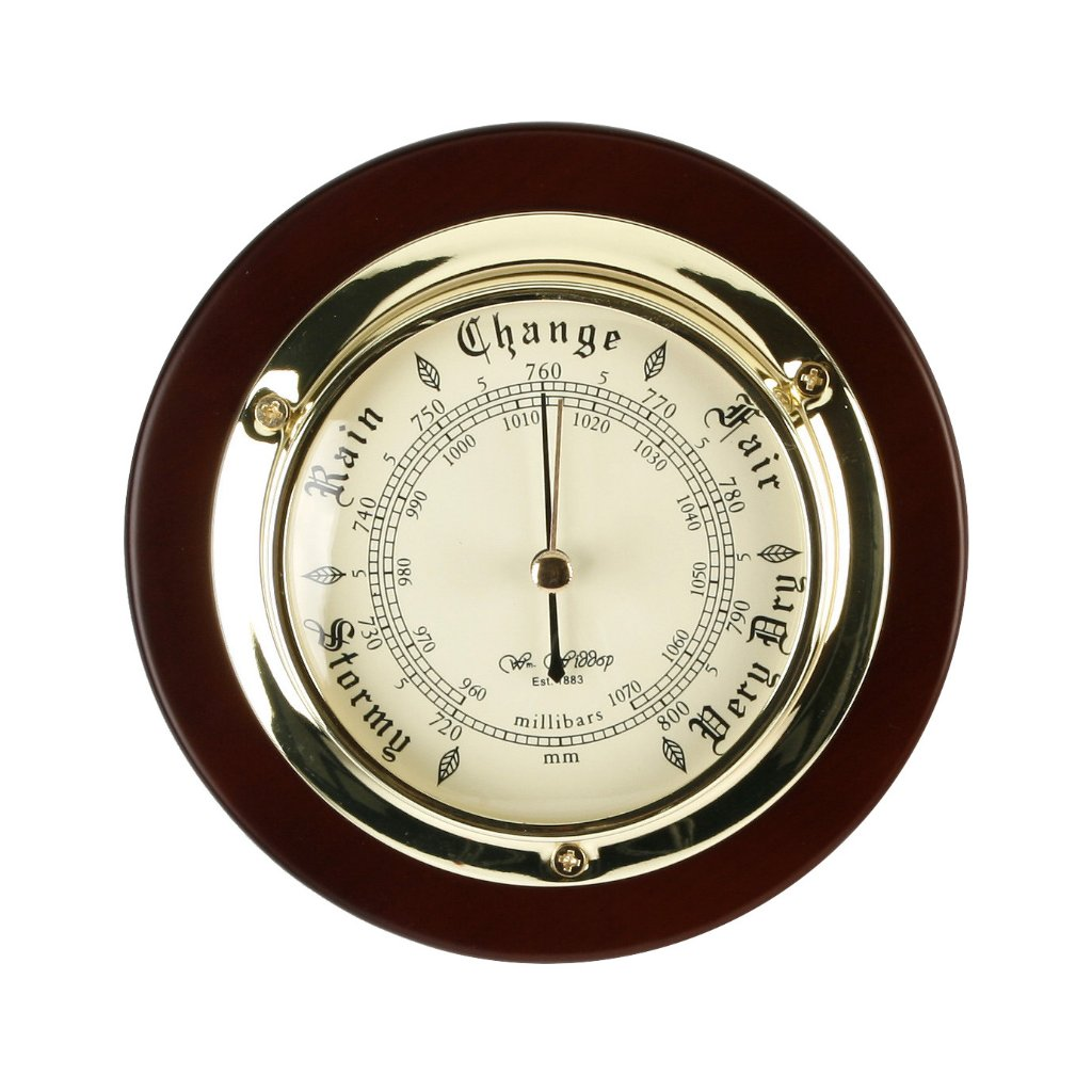 Barometer Wm Widdop Small Barometer Barometer Priisma